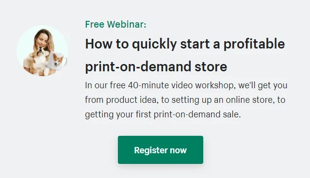 free Print On demand Course