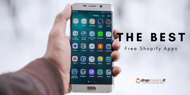The Best Free Shopify Apps