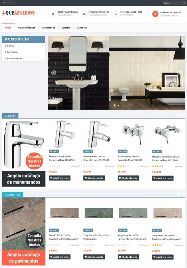 tienda online azulejos