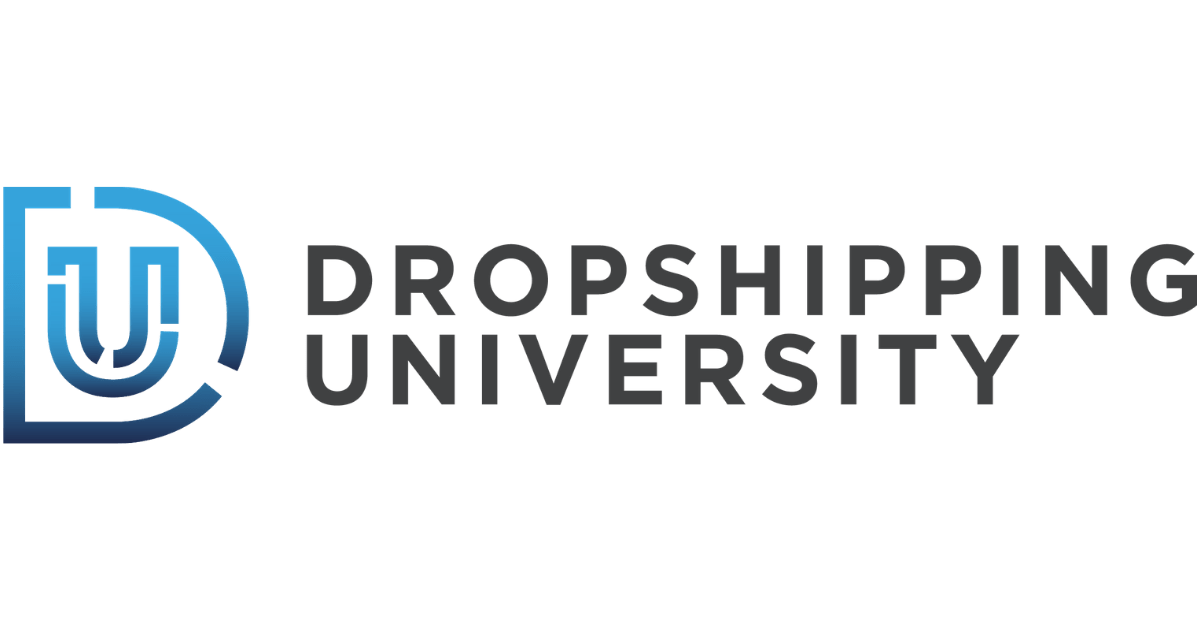 Dropshipping University Official Logo