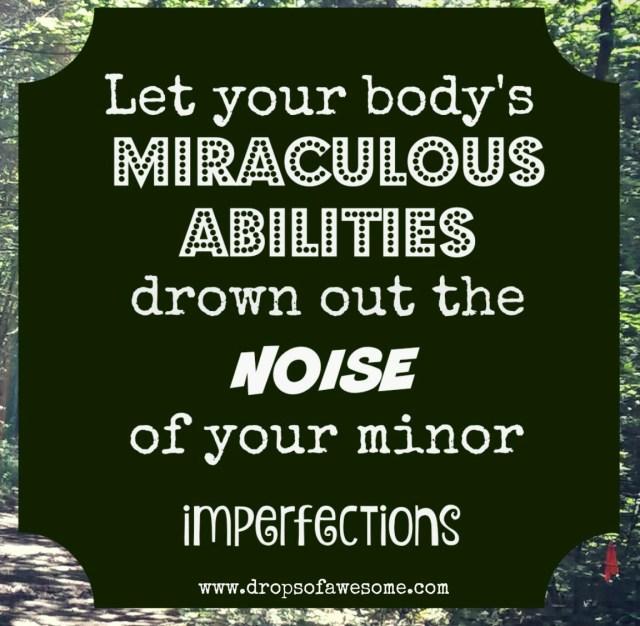 miraculous body