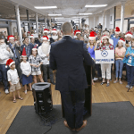 Make America Engage Again – Santa, McMullin, and Me