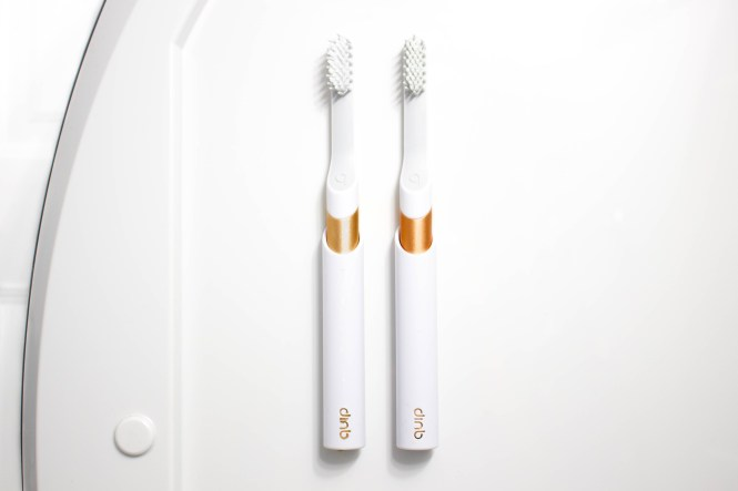 The Quip Toothbrush