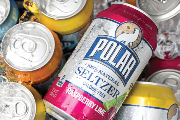 Polar Seltzer - In the limelight: March 2017