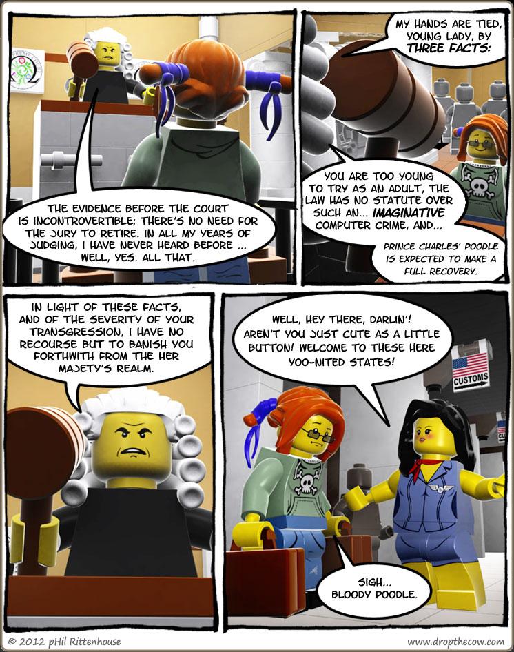 Courtroom Trauma