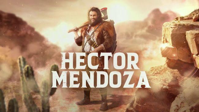 Hola Muchachos Hector Mendoza Stars In New Desperados Iii Trailer Drop The Spotlight