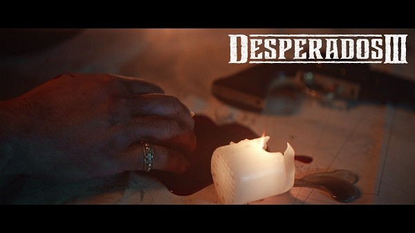 The Best In The West Desperados Iii Launches Today On Pc Consoles Drop The Spotlight