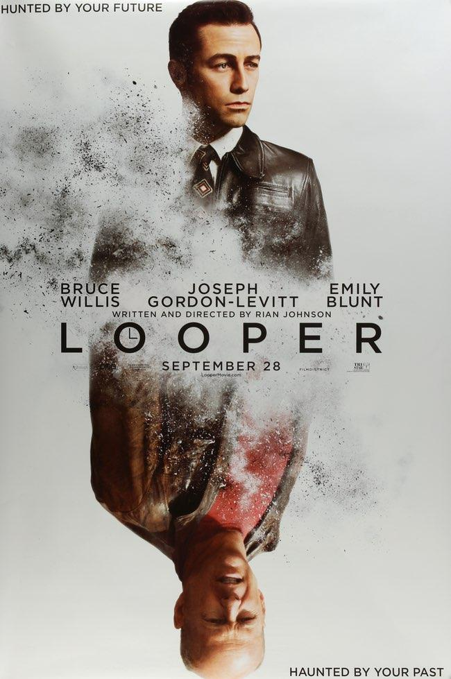 At The Movies With Alan Gekko Looper 2012 Drop The Spotlight