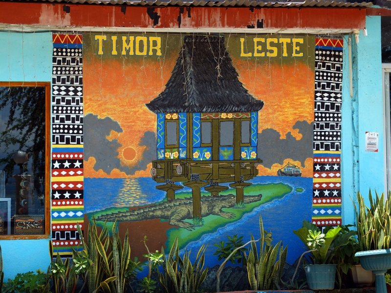 Welcome to Timor Leste!