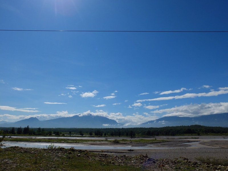 We visited Timor in the wet season. In the dry, water becomes a scarcity as many rivers dry up.