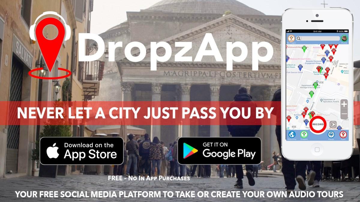 DropzApp Audio Tour