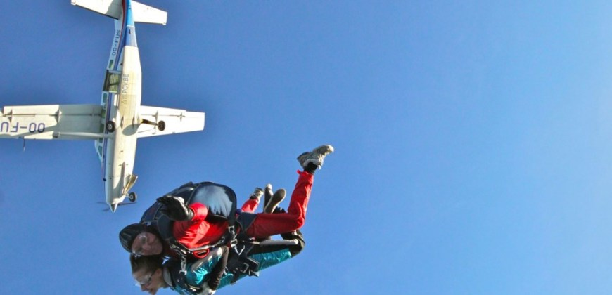 Skydive Flanders – DZ Zwartberg