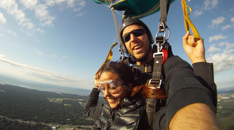 Skydive South Shore