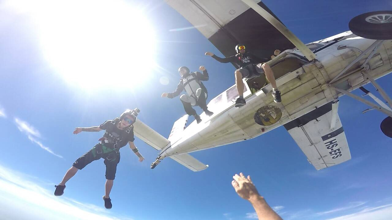 Thai Sky Adventures - Dropzones and Tunnels com