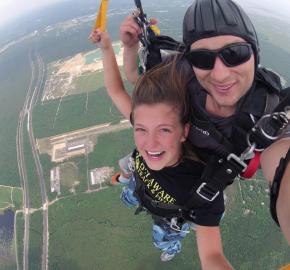 Skydive East Coast