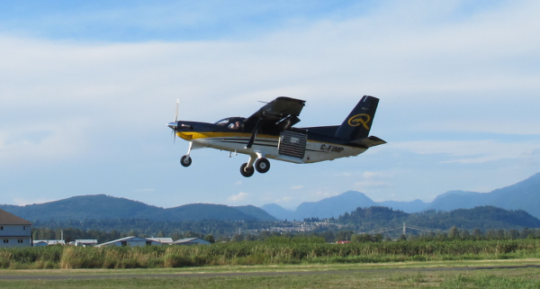 Skydive Vancouver