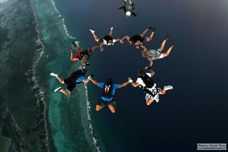 Mustang Island Skydiving / Skydive South Texas