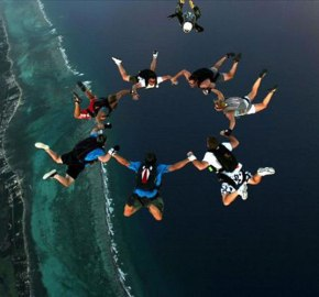 Mustang Island Skydiving / Skydive South Texas
