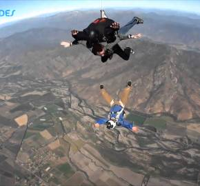 Skydive Andes