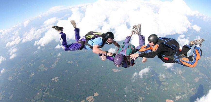 Blue Ridge Skydiving Adventures