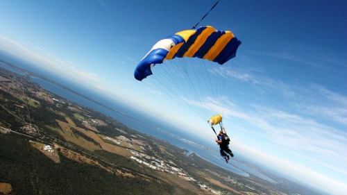 Skydive Central Coast