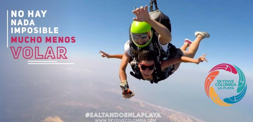 Skydive Colombia