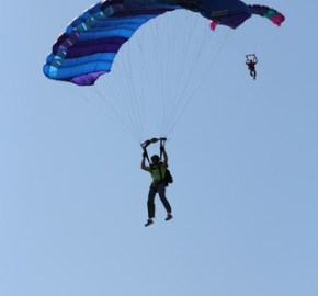 Crete Skydiving Center