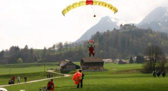 Skydive Gruyère – Switzerland