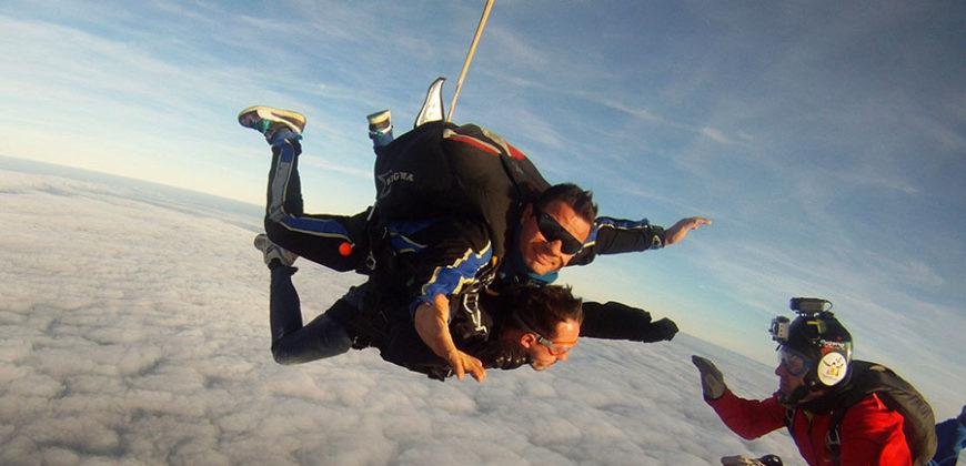 Skydive Garz