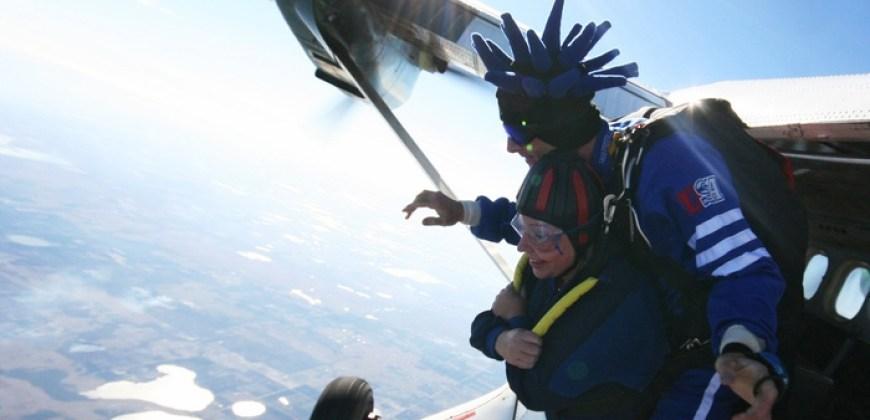 Jump Georgia Skydiving