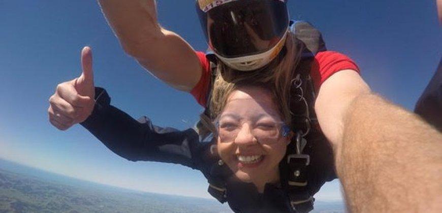 Skydive Golden Gate