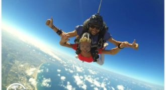 Skydive Shomerat (Sky-Jump)