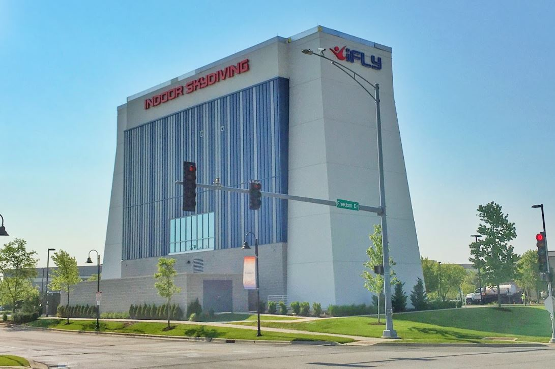 iFLY Chicago Naperville