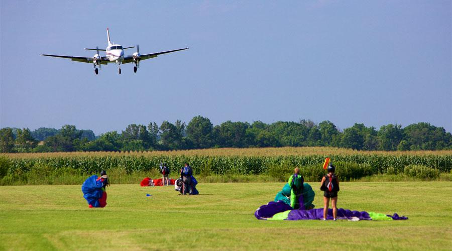 Skydive Kansas City