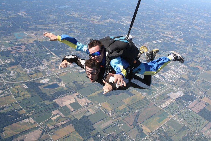 Midwest Freefall Sport Parachute Club