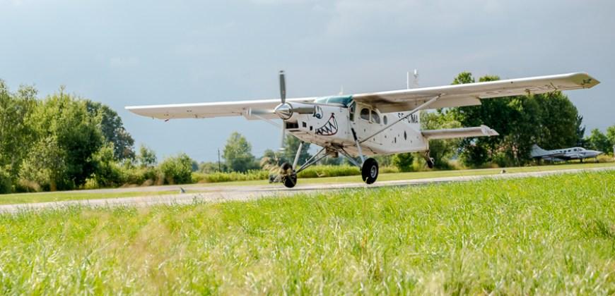 Skydive Punitz, Freifall.at