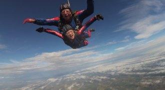 Skydive Tilstock Freefall Club