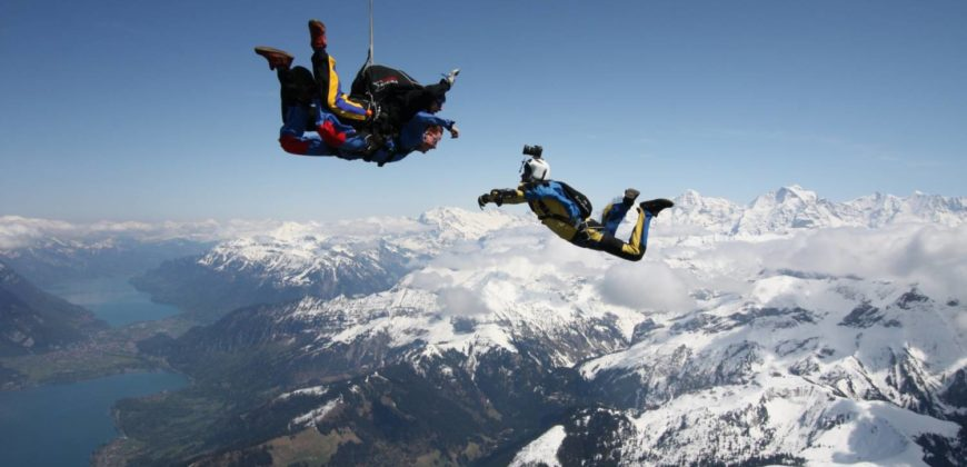 Skydive Switzerland