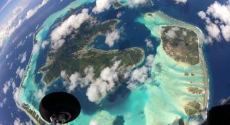 Skydive Tahiti (Tahiti Moorea Bora Bora)