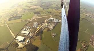 UK Parachuting