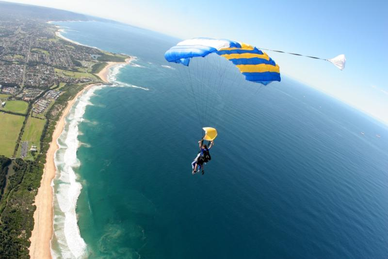Skydive Sydney – Wollongong