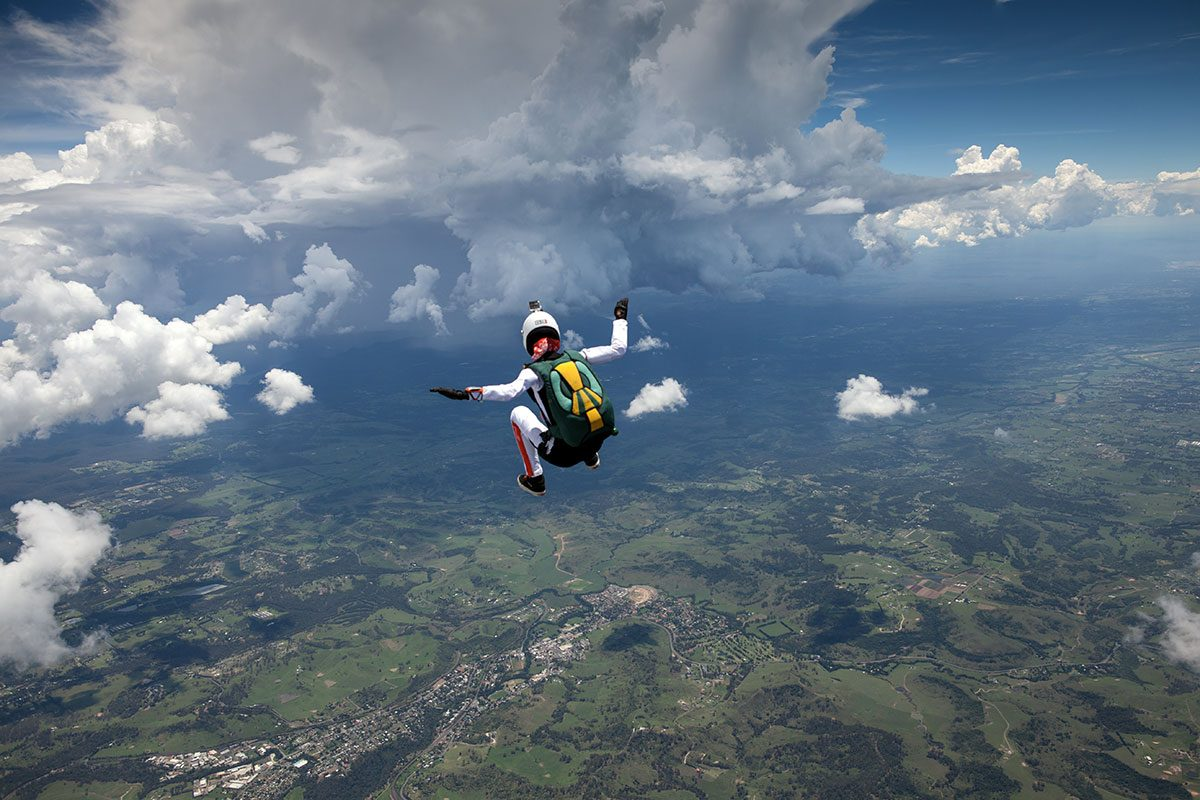 Skydive York