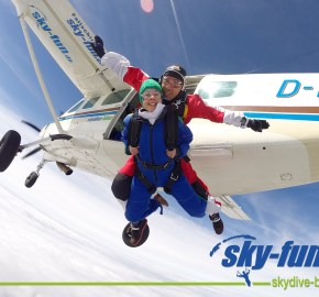 Fallschirmsport SkyFun, Skydive Binz
