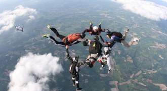 Bouloc Skydive