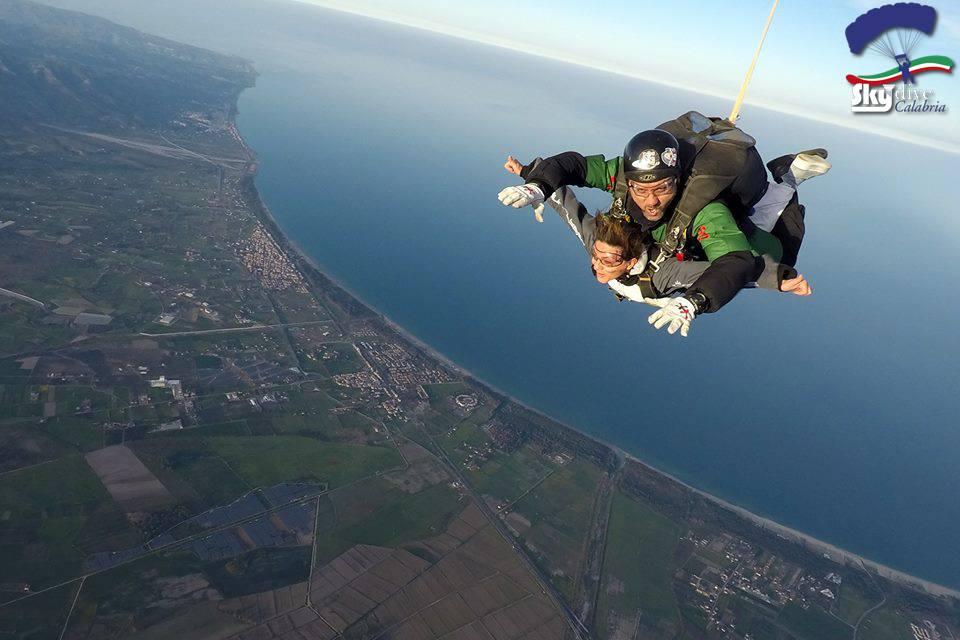 Skydive Calabria