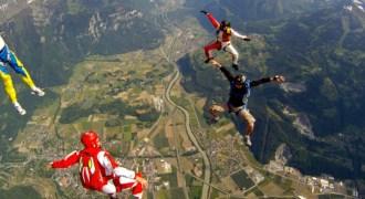 Ecole de Parachutisme Nord Franche-Comte