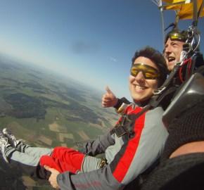 Skydive Passau, Fallschirmsport Club