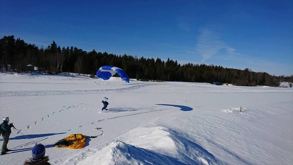 Kjevik Fallskjermklubb