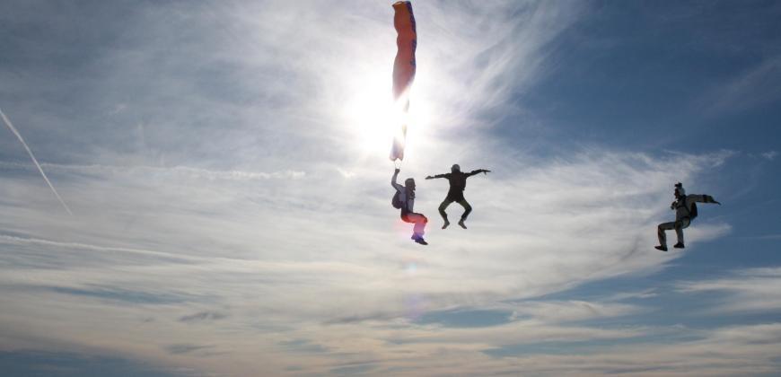 Le Blanc Parachutisme