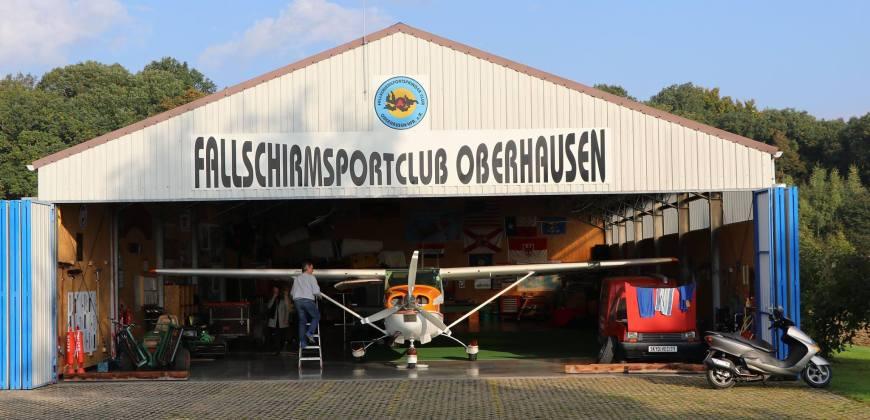 Fallschirmsportspringerclub Oberhausen